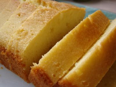 my butter cake