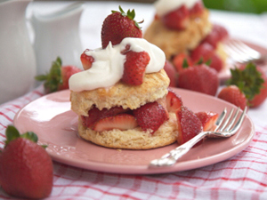 strawberry short cake recipe